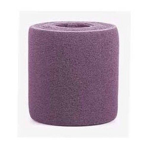 3M 7521 Scotch-Brite™ Multi-Flex™ Schleifvliesrolle mit perforierten Pads, Farbe purple